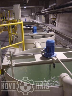 Kaskáda reaktorů